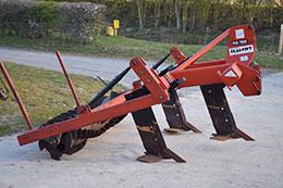 SPALDINGS 90/150 2.5m 3 leg subsoiler