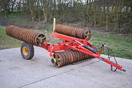 VADERSTAD Rollex 620 6.2m horizontal fold rolls