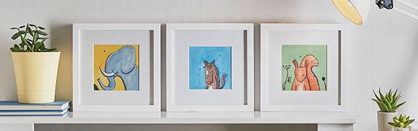 Buy Illustrated Framed Prints from Helen Wiseman Illustration